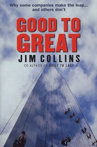 Jim Collins - Good to Great.