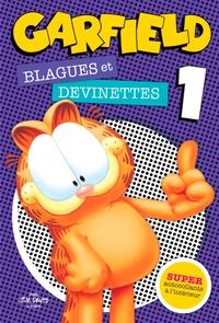 Garfield blagues et devinettes - Tome 1.pdf