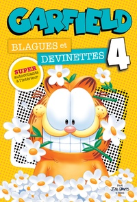 Garfield Blagues et devinettes - Tome 4.pdf