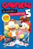Jim Davis - Garfield Blagues et devinettes - Tome 5.