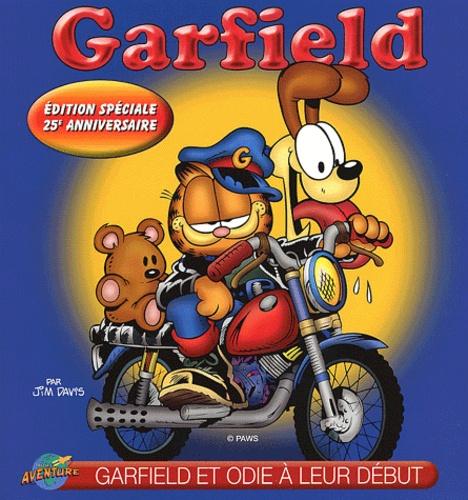 Jim Davis - Garfield et Odie à leur début - Edition spéciale 25e anniversaire.
