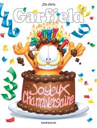 Jim Davis - Garfield  : Joyeux Channiversaire.