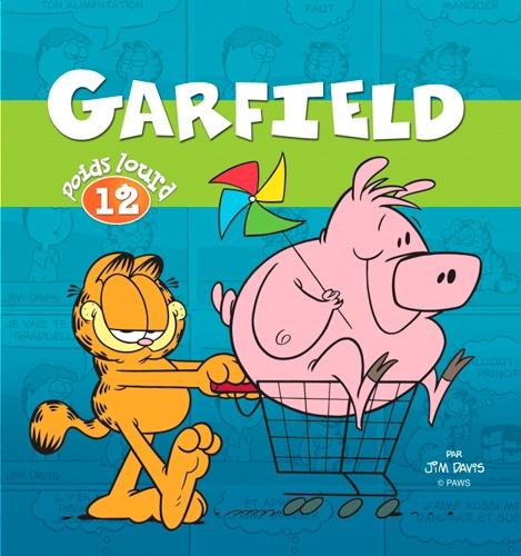 Garfield, poids lourd Tome 12