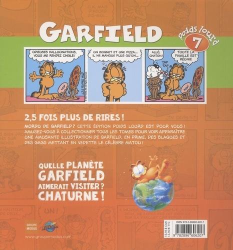 Garfield, poids lourd Tome 7