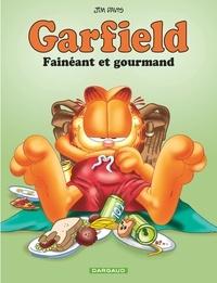 Jim Davis - Garfield Tome 12 : Fainéant et gourmand.