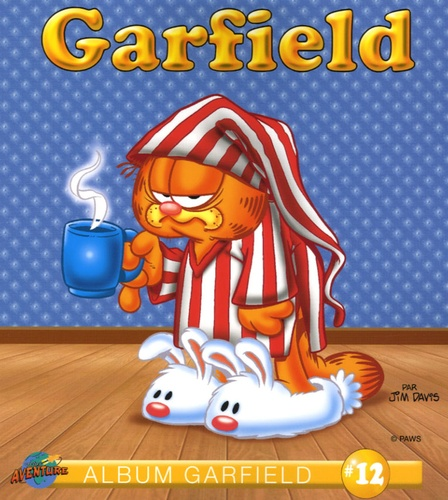 Jim Davis - Garfield Tome 12 : .