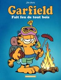 Jim Davis - Garfield Tome 16 : Garfield fait feu de tout bois.