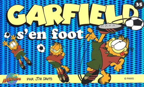 Jim Davis - Garfield Tome 35 : Garfield s'en foot.