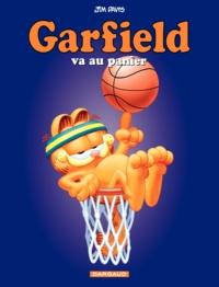 Jim Davis - Garfield Tome 41 : Garfield va au panier.