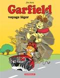 Jim Davis - Garfield Tome 67 : Garfield voyage léger.