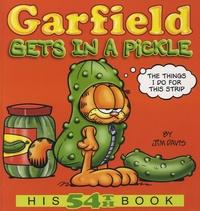 Jim Davis - Garfield - Gets in a Pickle.