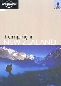 Jim DuFresne - Tramping in New Zealand.