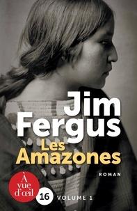 Jim Fergus - Mille femmes blanches Tome 3 : Les amazones - Les journaux perdus de May Dodd et de Molly McGill, édités et annotés par Molly Standing Bear, Pack en 2 volumes.