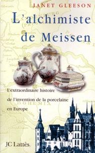 L'alchimiste de Meissen - Jim Gleeson pdf epub