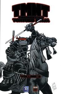 Jim Lawson et Luke Kenoufi - TMNT : chroniques des tortues Ninja Tome 2 : Chroniques de Leonardo - Vision aveugle.