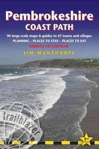 Jim Manthorpe - Pembrokeshire Coast path.