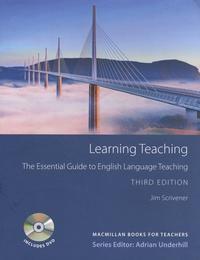 Jim Scrivener - Macmillan Books for Teachers: Learning Teaching.