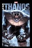 Jim Starlin et Mike Friedrich - Je suis Thanos.