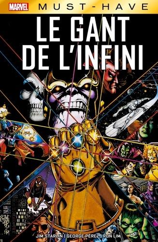 Jim Starlin - Marvel Must-Have : Le Gant de l'Infini.