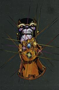Jim Starlin et Ron Lim - Thanos  : Le coffret de l'infini.