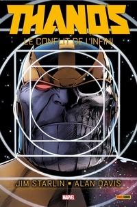 Jim Starlin - Thanos - Le conflit de l'infini.