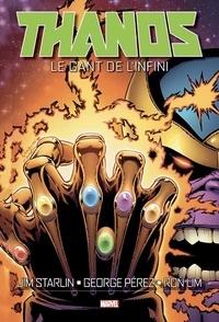 Jim Starlin et Ron Lim - Thanos  : Le gant de l'infini.