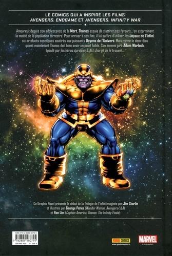Thanos  Le gant de l'infini