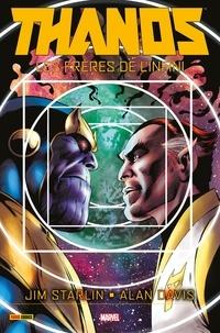 Jim Starlin - Thanos - Les frères de l'infini - Les frères de l'Infini.