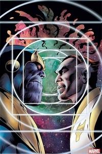 Jim Starlin et Alan Davis - Thanos Tome 1 : Les frères de l'infini.