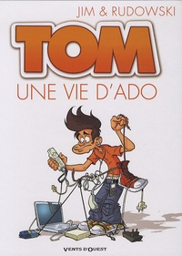 Jim et  Rudowski - Tom Tome 1 : Une vie d'ado.