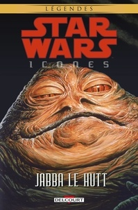 Jim Woodring et Art Wetherell - Star Wars icones Tome 10 : Jabba Le Hutt.