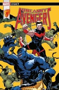 Jim Zub et Juanan Ramirez - All-New Uncanny Avengers Tome 5 : Honneurs et récompenses.