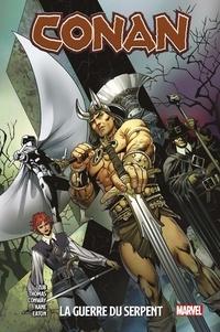 Jim Zub et Roy Thomas - Conan  : La guerre du Serpent.
