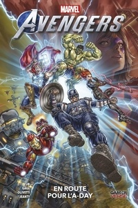 Jim Zub et Christos Gage - Marvel's Avengers  : En route pour l'A-Day.
