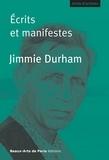 Jimmie Durham et Laurent Du Pasquier - Écrits et manifestes.