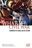 Jimmy Palmiotti et Joe Keatinge - What if ? Tome 1 : Civil War - Avengers Vs X-men ; Age of Ultron.