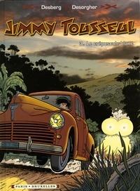 Stephen Desberg - Jimmy Tousseul - Tome 03 - Le crépuscule blanc.