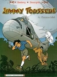 Stephen Desberg - Jimmy Tousseul - Tome 04 - L'homme brisé.