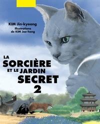 Jin-kyeong Kim - La sorcière et le jardin secret Tome 2 : .