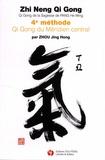 Jing Hong Zhou - Zhi Neng Qi Gong - Qi Gong de la Sagesse de PANG He Ming. 4e méthode Qi Gong du Méridien central. 1 DVD