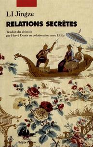 Relations secrètes - Réflexions insolites sur les relations entre la Chine et lOccident au fil des siècles.pdf