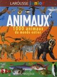 Jinny Johnson - Larousse junior des Animaux - 1 000 animaux du monde entier.