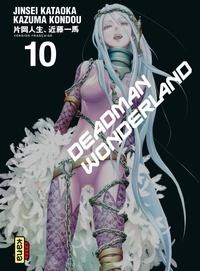 Jinsei Kataoka et Kazuma Kondou - Deadman Wonderland Tome 10 : .