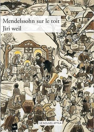 Mendelssohn est sur le toit. Précédé de Complainte pour 77 297