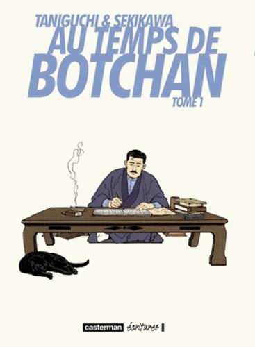 Jirô Taniguchi et Natsuo Sekikawa - Au temps de Botchan Tome 1 : .