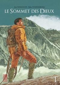 Jirô Taniguchi et Yumemakura Baku - Le sommet des dieux Tome 1 : .