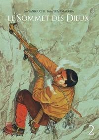 Jirô Taniguchi et Baku Yumemakura - Le sommet des dieux Tome 2 : .