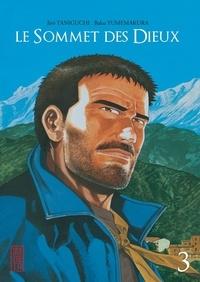 Jirô Taniguchi et Baku Yumemakura - Le sommet des dieux Tome 3 : .