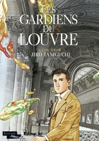 Jirô Taniguchi - Les gardiens du Louvre.