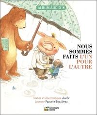 Jiu Er et Pascale Bussières - Nous sommes faits l'un pour l'autre.